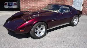 1974 corvette stingray value sold 1973 corvette stingray for sale completely restored 350 4