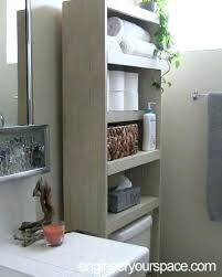 Bathroom Toilet Cabinet Toilet Storage Cabinet F Bathroom Bathroom Cabinet