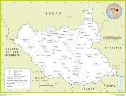 Map Of Sudan South Sudan U0027s Peace Needs More Than Tents And Generators Crisis
