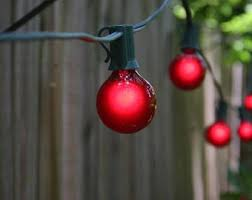 Christmas Patio Lights by Patio Lights Etsy