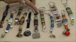 make key rings images Antelope beads how to make cool leather keychains beginner jpg