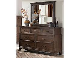 Bedroom Dresser With Mirror Telluride Bedroom Collection Dresser And Mirror Bailey S Furniture