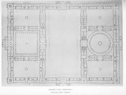 Palace Floor Plans Whitehall Palace Plan Of Ground Floor Other Title Whiteh U2026 Flickr