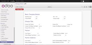Free Cheque Template Dynamic Invoice And Cheque Print Odoo Apps