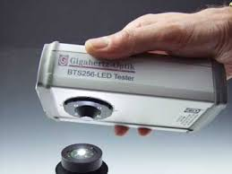 color spectrometer hand held led measurement tester measuring led light output