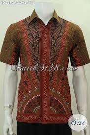 desain baju batik untuk acara resmi busana batik klasik desain mewah bahan halus proses printing