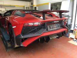 lamborghini custom body kits lamborghini aventador lp750 sv carbon fiber body kit ramspeed