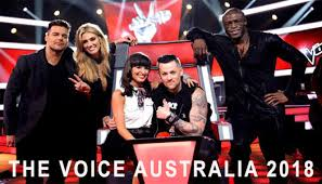 The Voice Australia Blind Auditions The Voice Australia Auditions 2018 Details