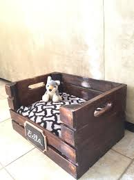 Cute Puppy Beds Best 25 Wooden Dog Beds Ideas On Pinterest Doggie Beds Dog