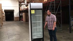 beer refrigerator glass door nsf merchandiser new refrigerator glass door beer flower cooler