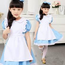 Alice Wonderland Halloween Costumes Kids Popular Alice Wonderland Halloween Costumes Buy Cheap Alice