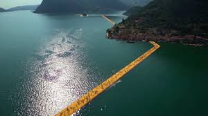 Floating Piers by The Floating Piers On Vimeo