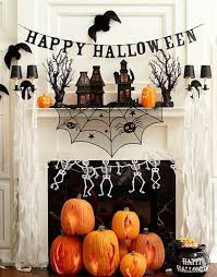 Pinterest Halloween Decorations Best 25 Halloween Mantel Ideas On Pinterest Halloween Fireplace