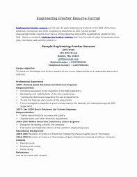 resume format for mechanical engineering freshers pdf sle resume mechanical engineer fresher new sle resume