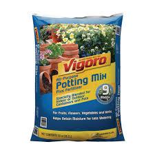 vigoro 32 qt potting mix 50150146 the home depot