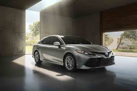 family car toyota 2018 toyota camry reviews and rating motor trend