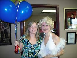 balloon delivery nashville marilyn singing telegram impersonator for