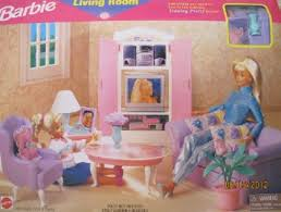 Barbie Dining Room Set Buy Barbie Dining Room Playset Can Be Used W Folding Pretty House