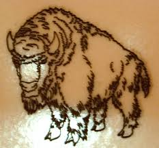 white buffalo tattoo tattoo collections