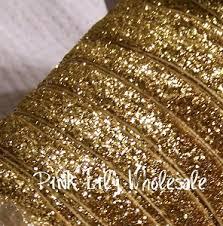 glitter ribbon wholesale gold glitter ribbon by pink wholesale