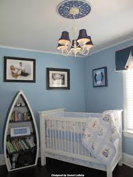 nautical dream project nursery