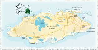 Map Of Florida And Bahamas by Large Nassau Maps For Free Download And Print High Resolution