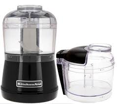 kitchenaid 3 5 cup one touch 2 speed chopper with extra bowl