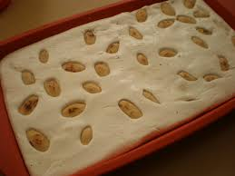 the intolerant chef honey almond nougat