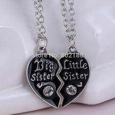 couples puzzle heart necklace images 2p sisters pendant necklace broken heart puzzle jewelry unique jpg