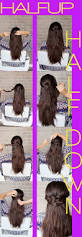 25 easy half up half down hairstyle tutorials for prom page 5 of