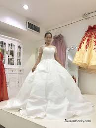 rent a dress for a wedding wedding gown for rent by damsel makati city in the city