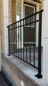Handrails For Outdoor Steps Exterior Railings U0026 Handrails For Stairs Porches Decks