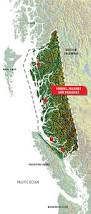 Desolation Sound Map Fjords Islands And Passages Map Ahoy British Columbia