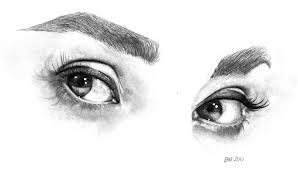 60 beautiful and realistic pencil drawings of eyes pencil