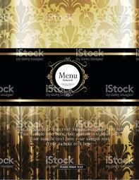 restaurant menu design stock vector art 503885718 istock