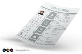 21 sample one page resume templates free u0026 premium download