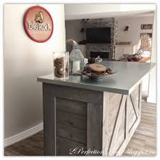 Galvanized Decor 2perfection Decor Ikea Varde Cabinet Transformed Into Rustic Wood Bar
