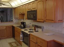staining kitchen cabinets gallery design of staining kitchen