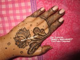 modern stylish mehndi henna design collection for modern