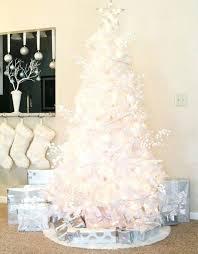 target white christmas tree lights white tree with lights a white tree with lights and white ornaments