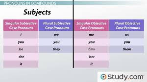 what are pronouns types examples u0026 definition video u0026 lesson