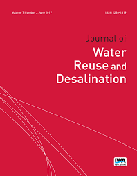 journal of water reuse and desalination