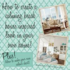 Beach Shabby Chic by Southern In Law Sil Style Creating A Beach House Vibe In Your