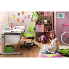 furniture modern study desk design with cute desk lamp and chic in