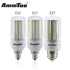e17 led light bulb smd 5736 led light bulb e27 e17 e12 lada led l 3w 5w 7w 9w 12w