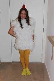 diy chicken halloween costume to halloween pinterest