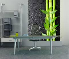 simple office design decorating ideas inspiring office wall murals for your home office