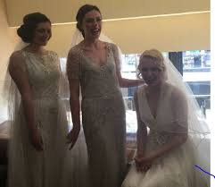 cox wedding dress sam cox shows bridal collection the plymouth daily