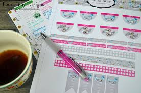 To Do Stickers Free Printable Planner Stickers Laura K Bray Designs