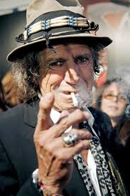 what in the world happened to keith richards u0027 fingers straight